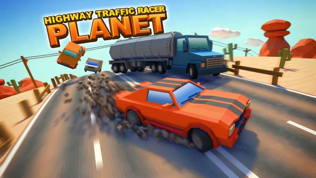 Скачать Highway Traffic Racer Planet на Android iOS