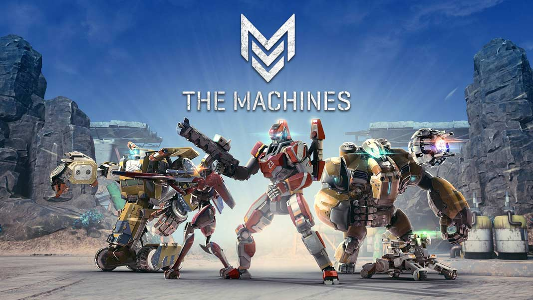 Скачать The Machines на iOS Android