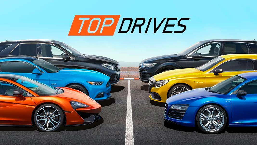 Скачать Top Drives на Android iOS