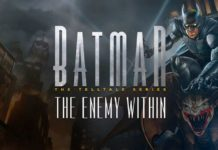 Скачать Batman: The Enemy Within на Android iOS