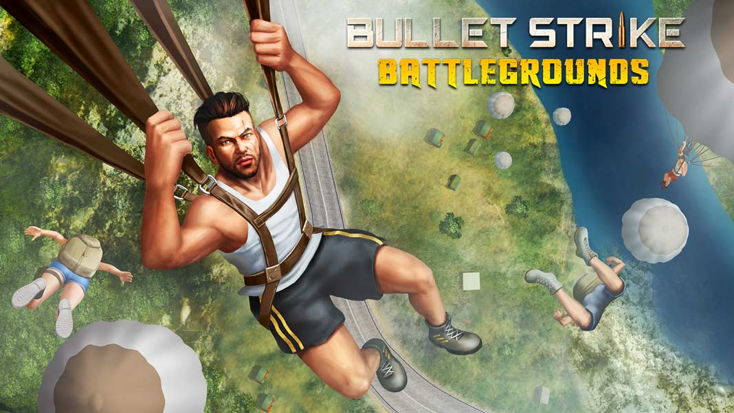 Скачать Bullet Strike: Battlegrounds на Android iOS