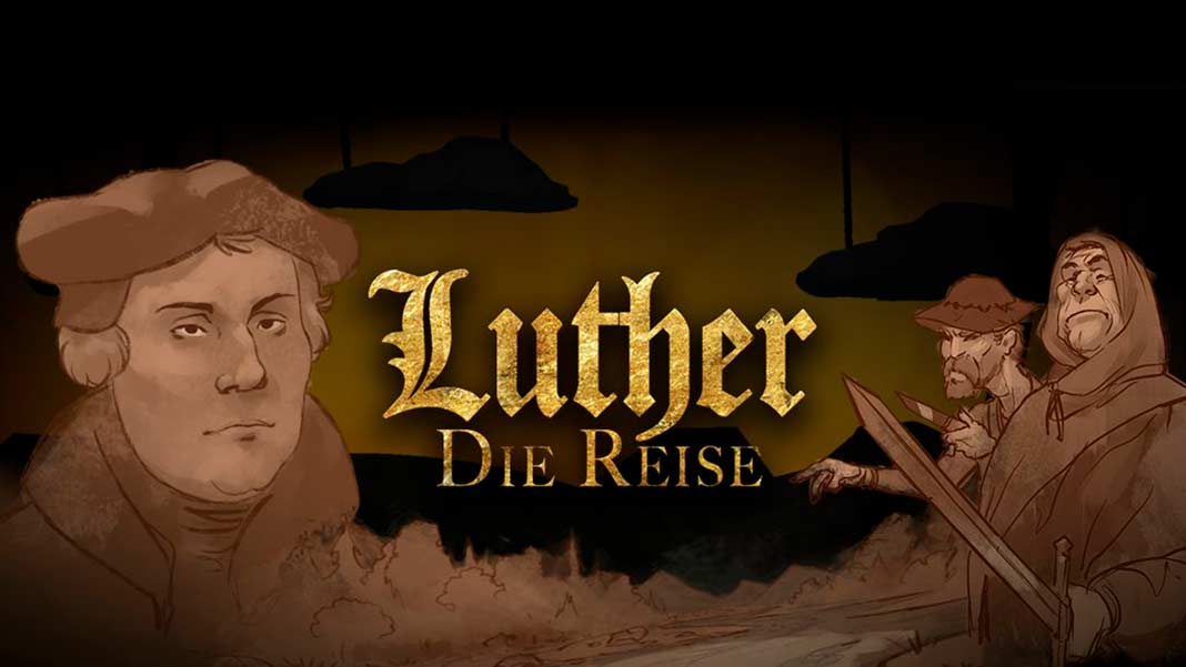 Скачать Luther - die Reise на Android iOS