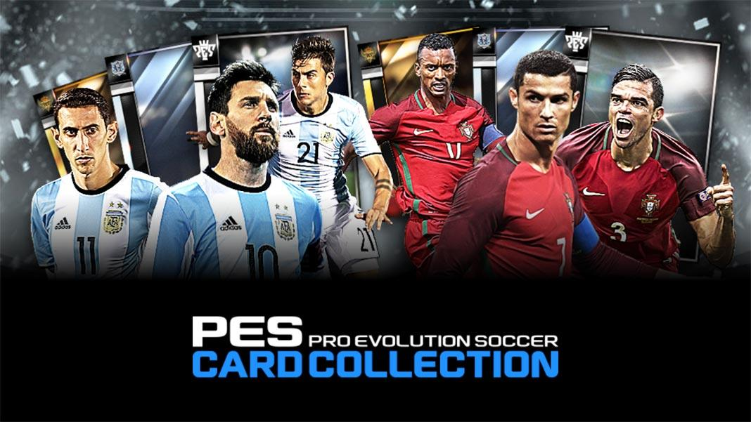 Скачать PES CARD COLLECTION на Android iOS