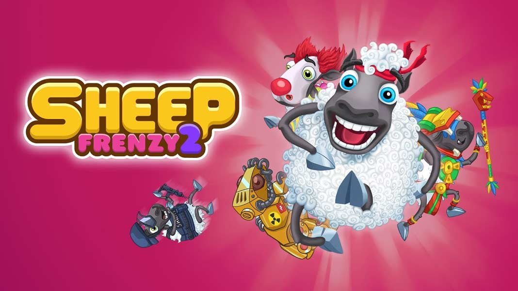 Скачать Sheep Frenzy 2 на Android iOS