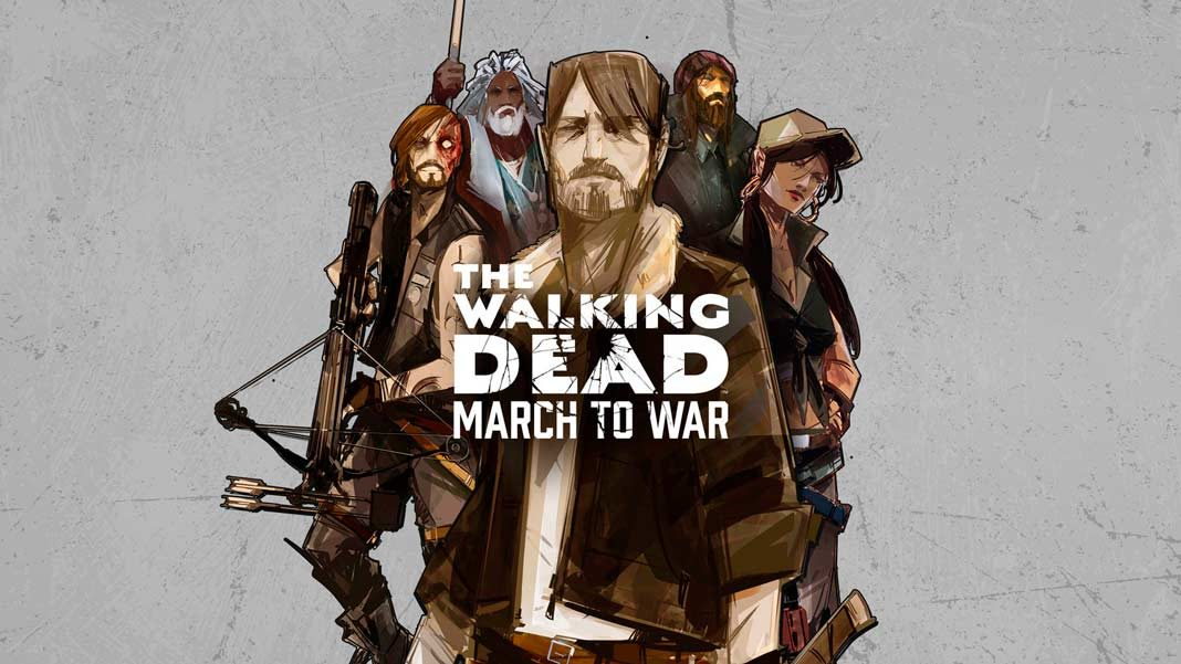 Скачать The Walking Dead: March To War на Android iOS