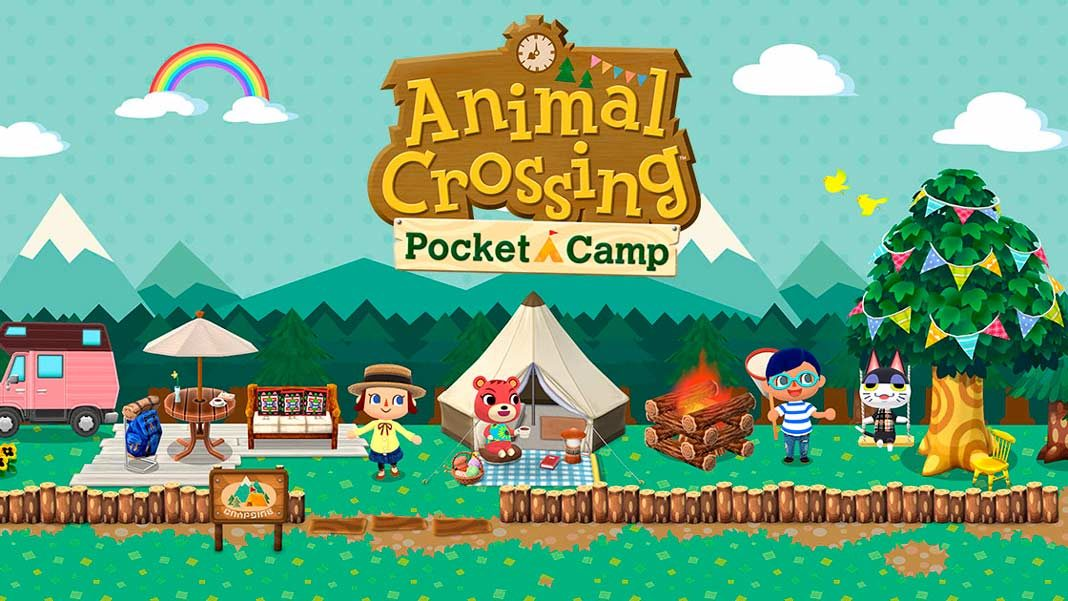 Скачать Animal Crossing: Pocket Camp на Android iOS