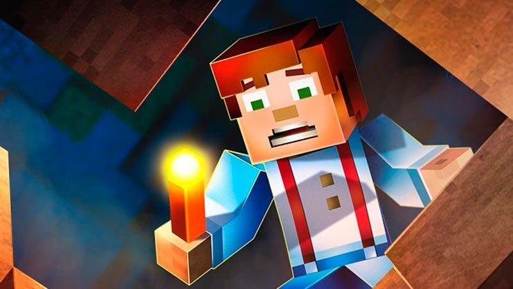 Minecraft Story Mode Season 2 Below The Bedrock