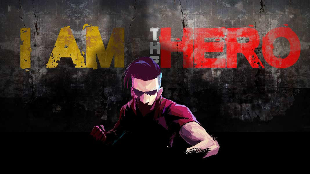 Скачать I AM THE HERO на iOS Android