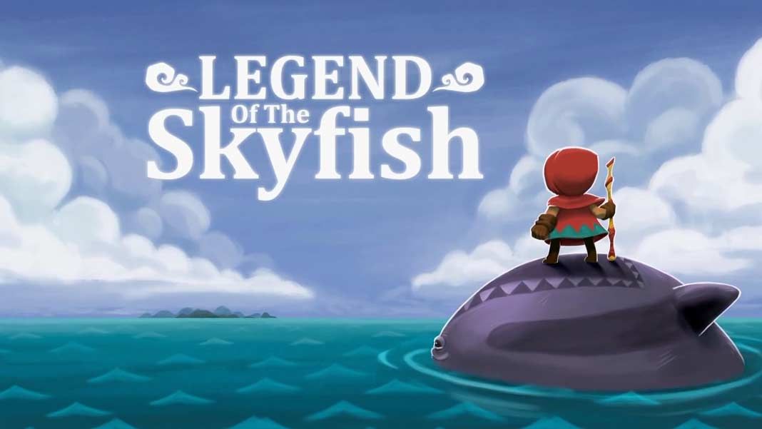 Скачать Legend of the Skyfish Zero на Android iOS