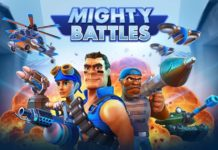 Скачать Mighty Battles на Android iOS