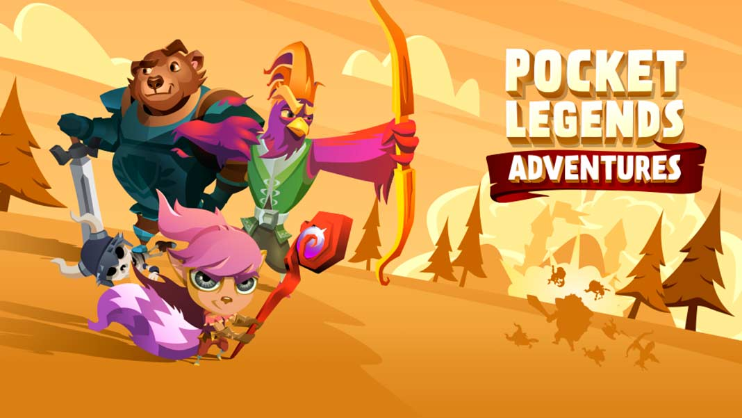 Скачать Pocket Legends Adventures на Android iOS