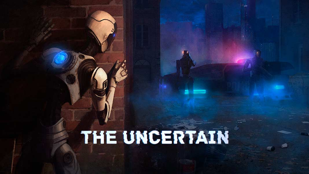 Скачать The Uncertain на Android iOS