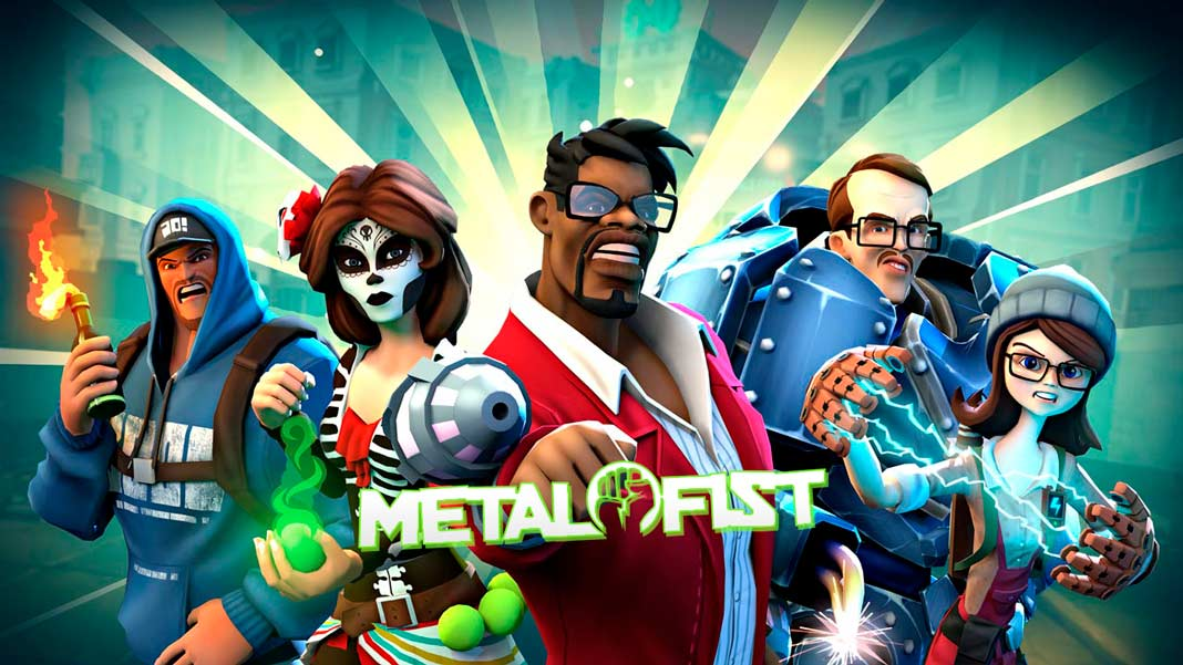Скачать Metal Fist на Android iOS
