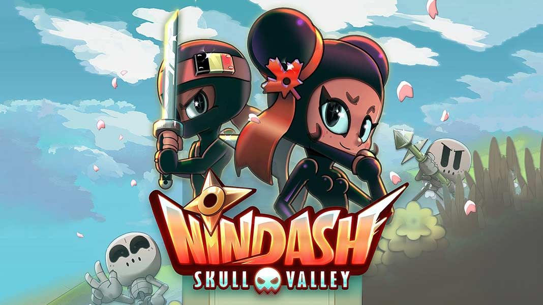 Скачать Nindash: Skull Valley на Android iOS