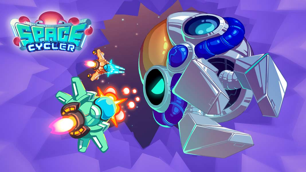 Скачать Space Cycler на Android iOS