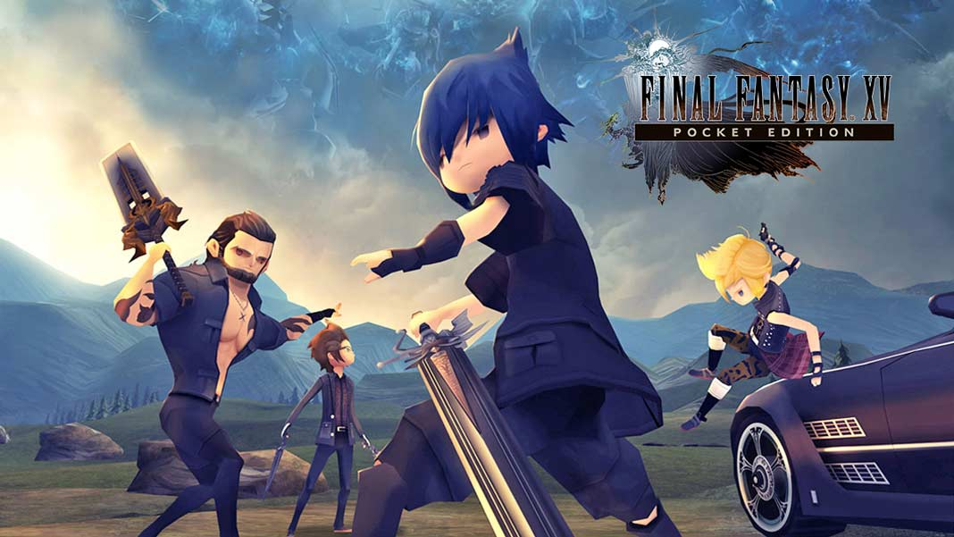 Скачать FINAL FANTASY XV POCKET EDITION на iOS Android