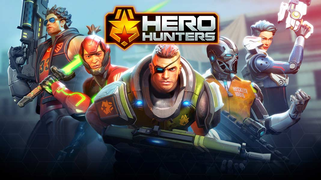 Скачать Hero Hunters на Android iOS