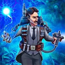 Tesla vs Lovecraft ios android
