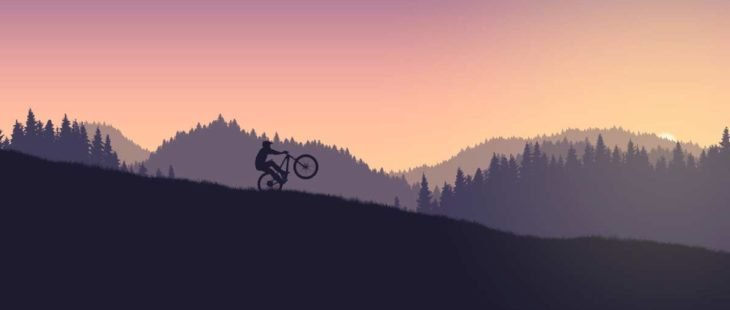 Скачать Mountain Bike Xtreme на Android iOS