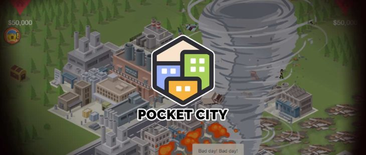 Скачать Pocket City на Android iOS