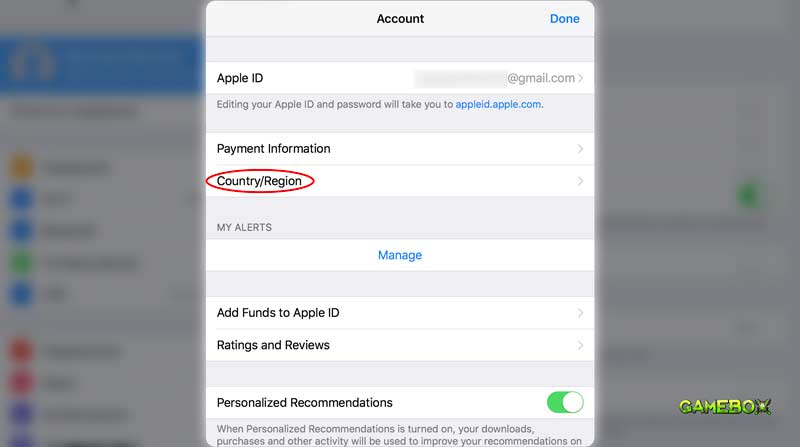 apple id китая