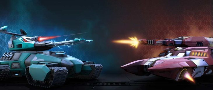 Скачать Panzer League на Android iOS
