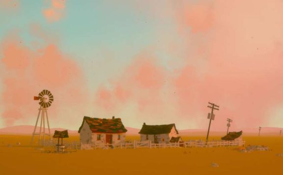 Скачать The Stillness of the Wind на iOS Android