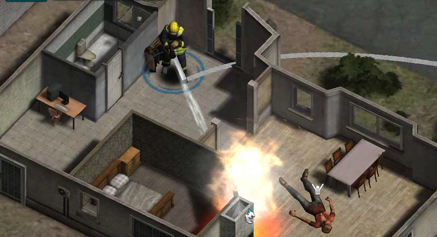 RESCUE-Heroes in Action gameplay