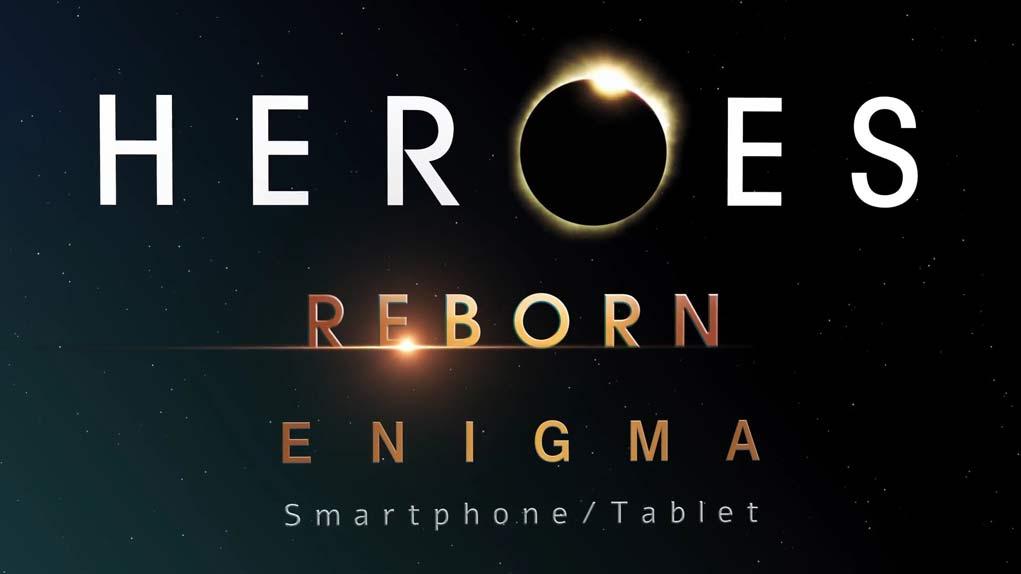 Скачать HEROES REBORN: ENIGMA