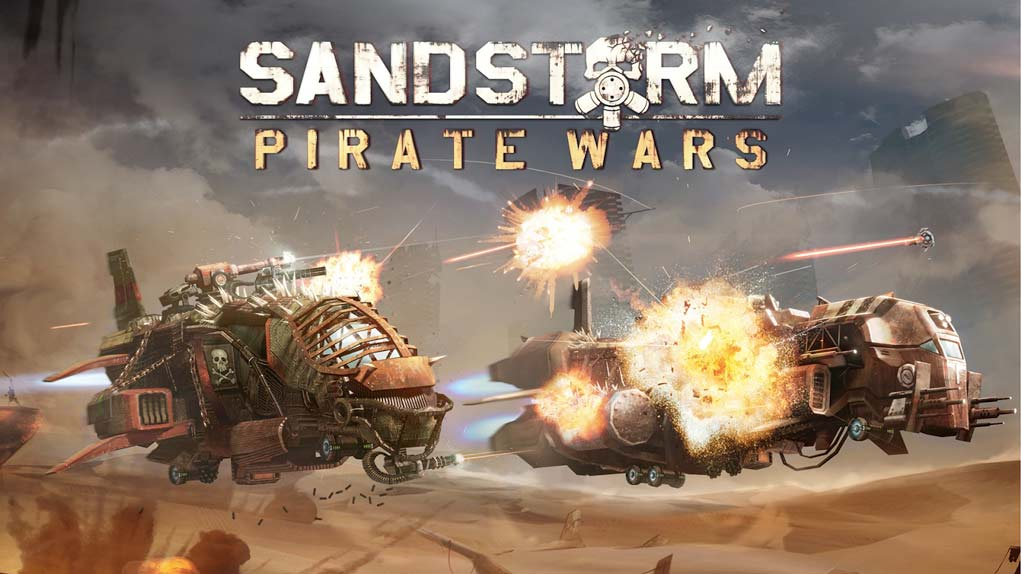 Sandstorm: Pirate Wars