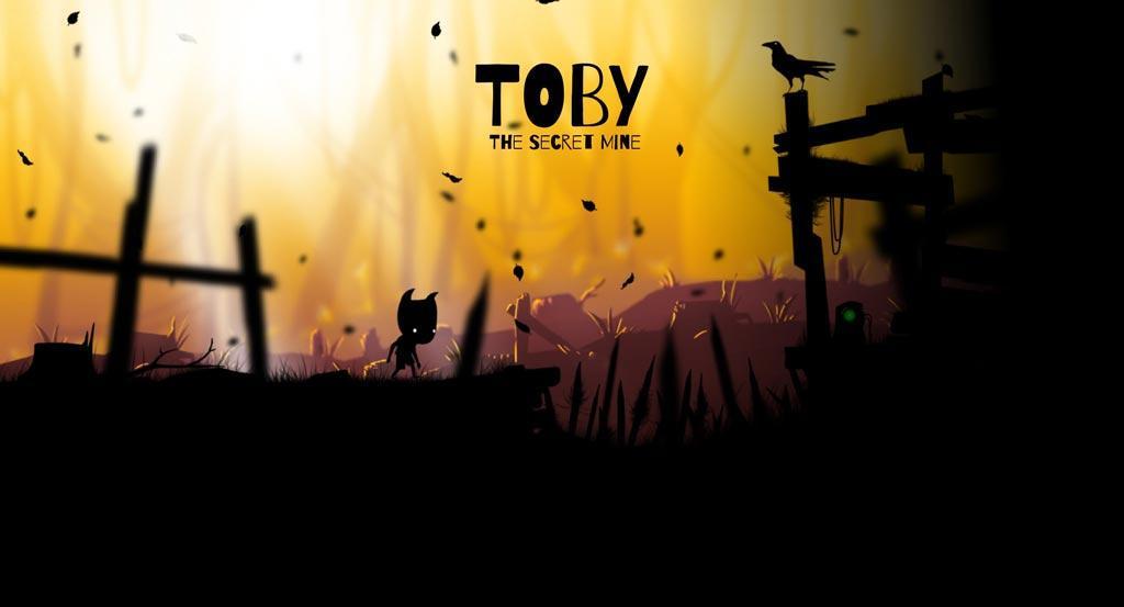 Скачать Toby: The Secret Mine