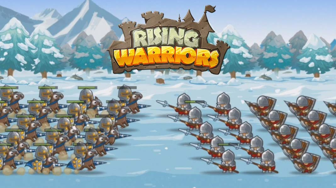 Скачать Rising Warriors