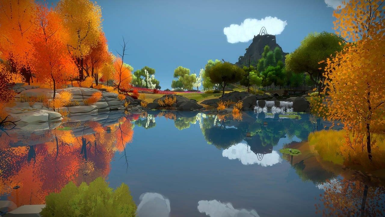 The Witness для мобильных, The Witness для ios, The Witness для android