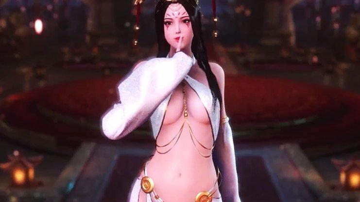 Трейлер Легенды востока: Опьяненный любовью император Чжоу