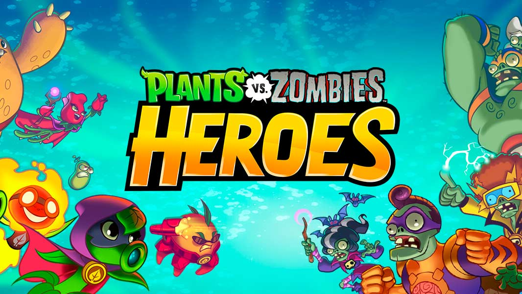 Скачать Plants vs. Zombies Heroes на ios / android