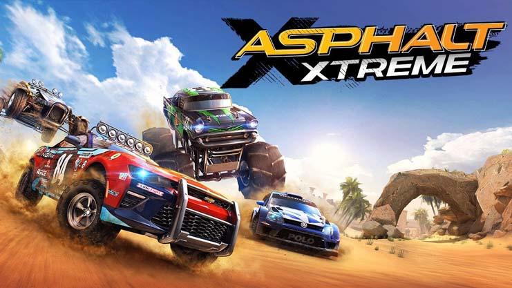 Asphalt Экстрим (Asphalt Xtreme) стала доступна в режиме софт-запуска в App Store