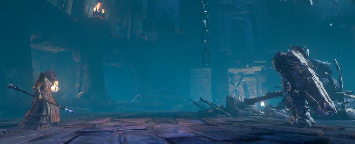 Обзор Lords of the Fallen android