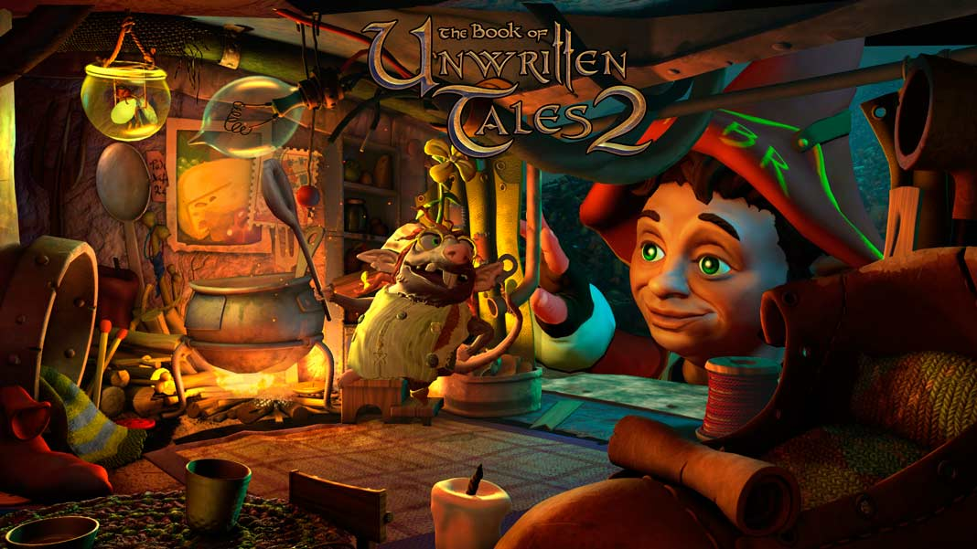 скачать Book of Unwritten Tales 2 для ios android