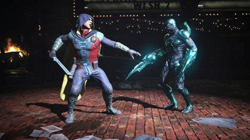 Injustice 2 Android / iOS Gameplay - Геймплей Injustice 2