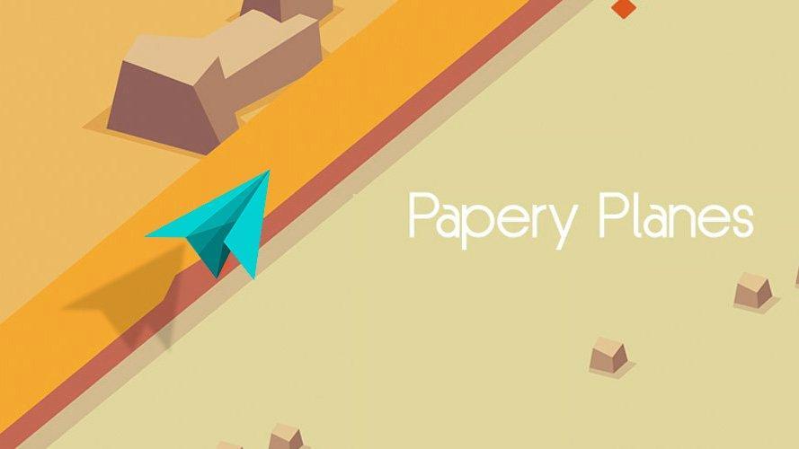 скачать Papery Planes