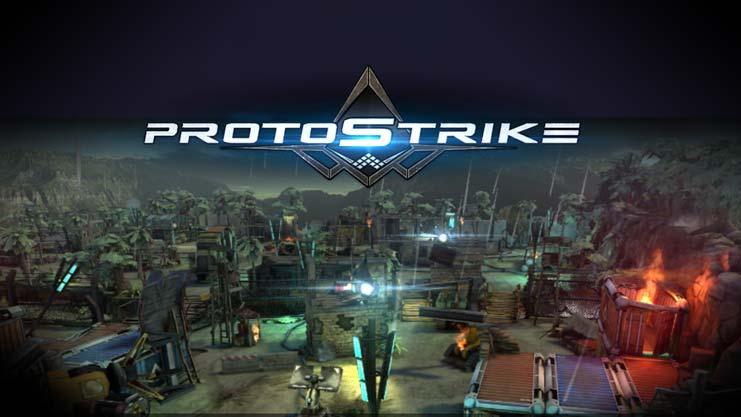 Protostrike альфа-тест