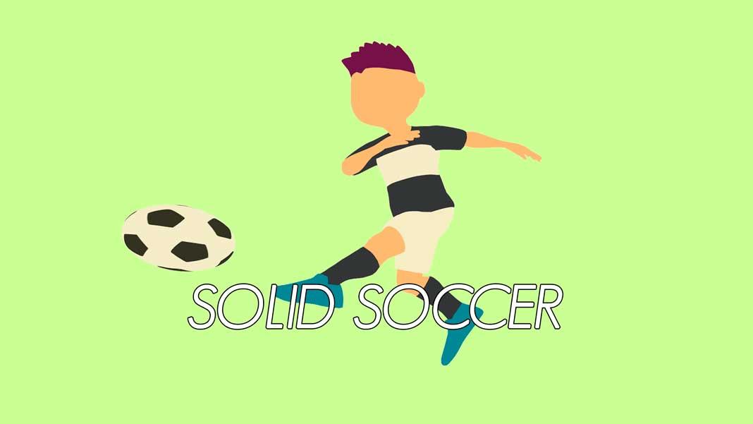 Скачать Solid Soccer ios android