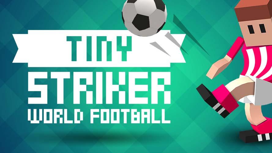 Скачать Tiny Striker: World Football ios android