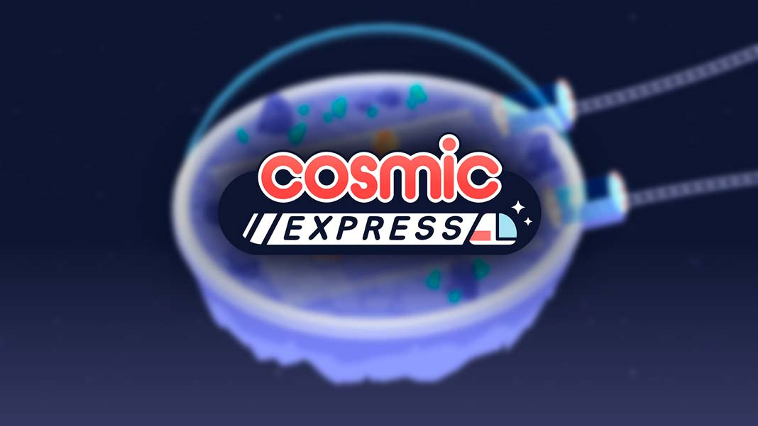 Скачать Cosmic Express на Android iOS