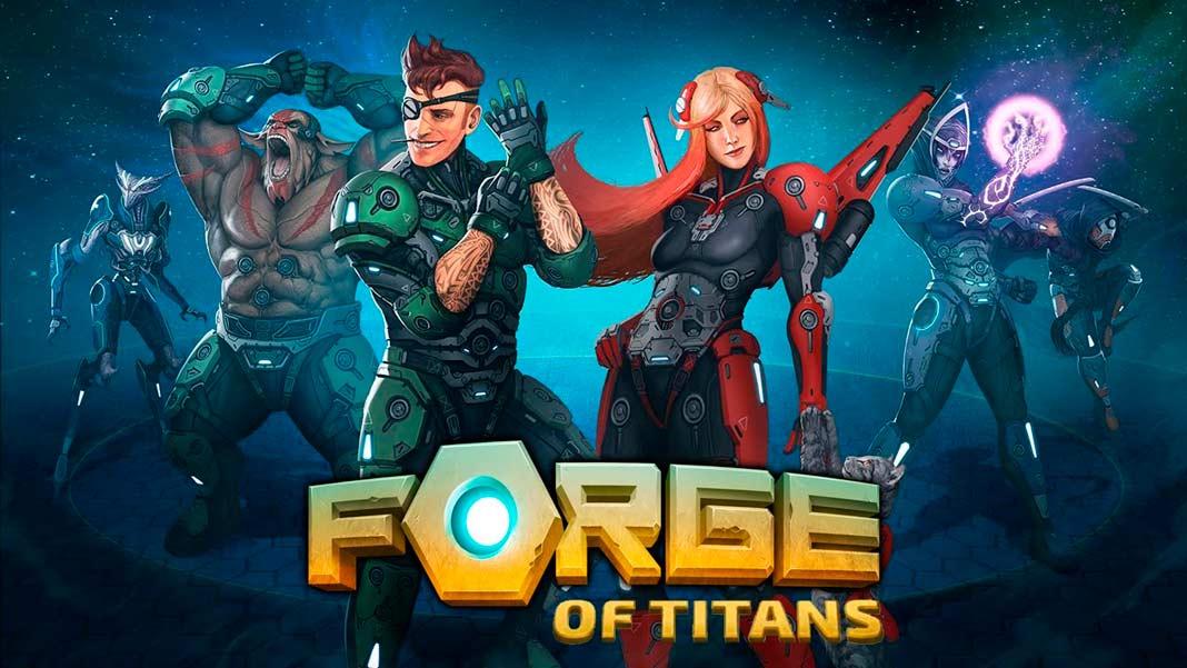 Скачать Forge of Titans на ios android