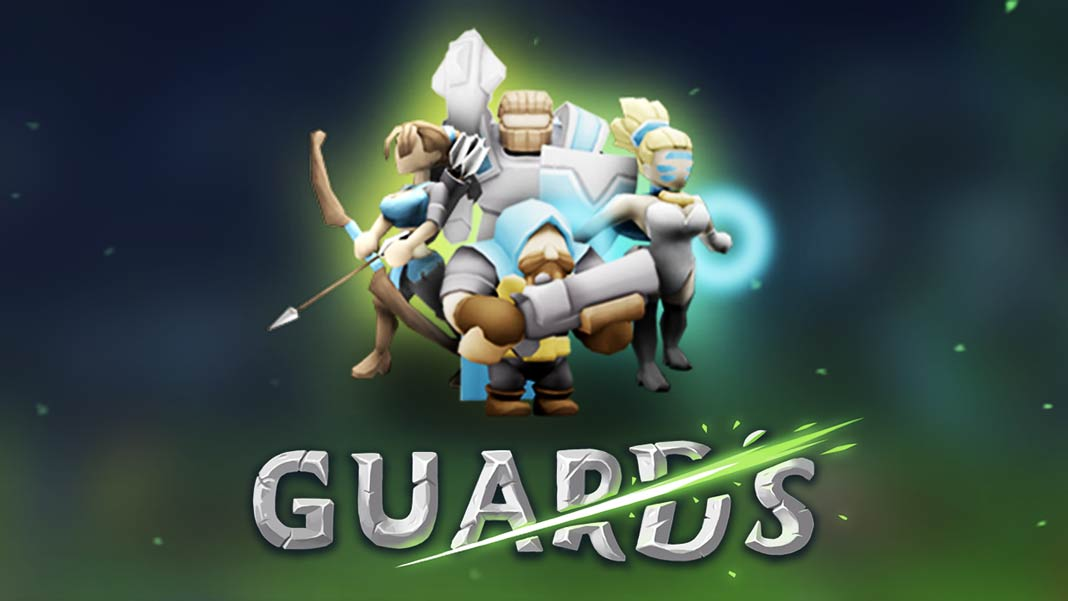 Скачать Guards 3D на iOS / Android