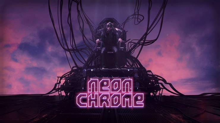 Neon Chrome на андроид