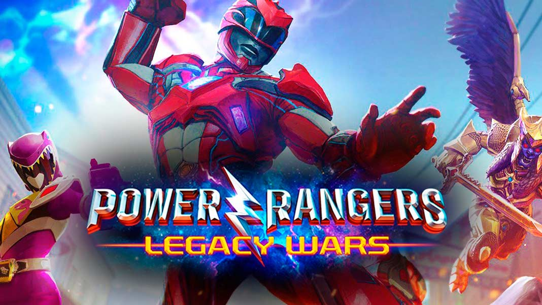 Скачать Power Rangers: Legacy Wars на Android iOS