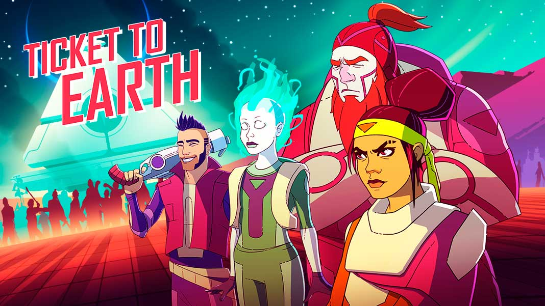 Скачать Ticket to Earth на Android iOS