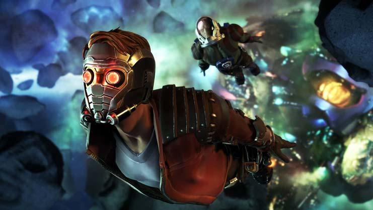 Guardians of the Galaxy (Стражи Галактики) от Telltale Games